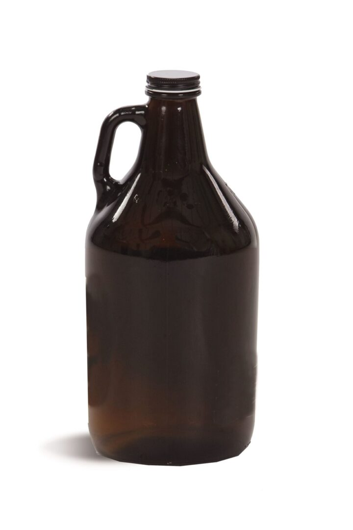 Growler Bottle Brown