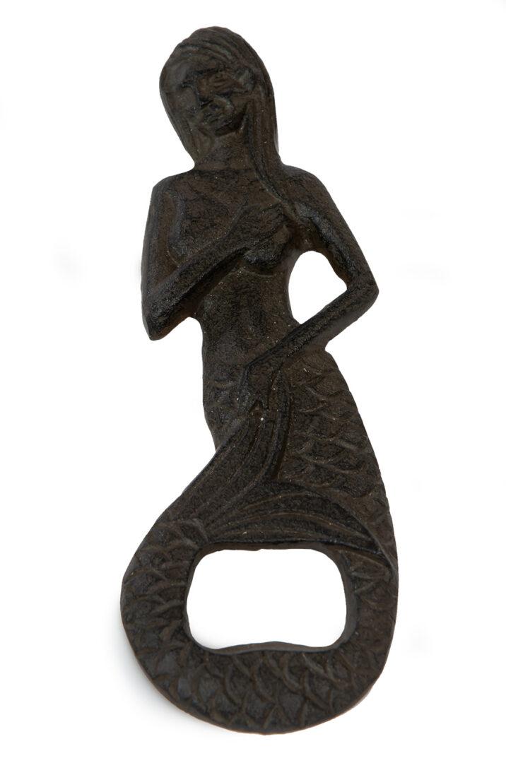 Mermaid Bottle Opener - Brown