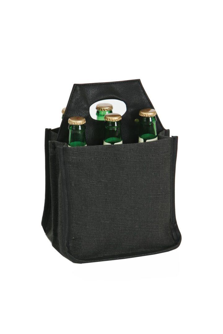 6 Pack Bottle Carrier - Grey