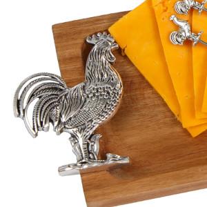 Foodie Bites Tray - Rooster (snip)