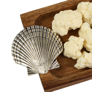 Foodie Bites Tray - Seashell(snip)