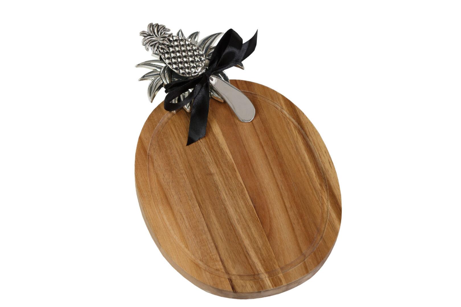 Tropical Cheese Board - Pineapple