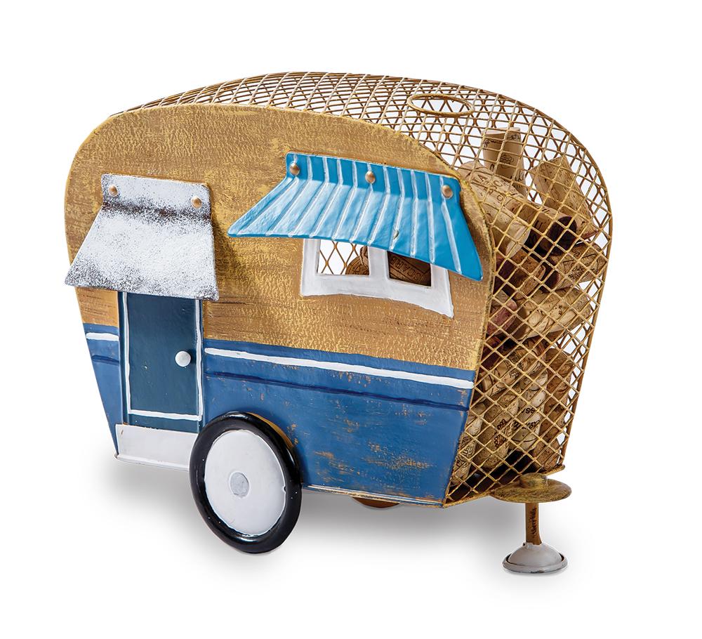 Cork Caddy Camping Trailer - Camper