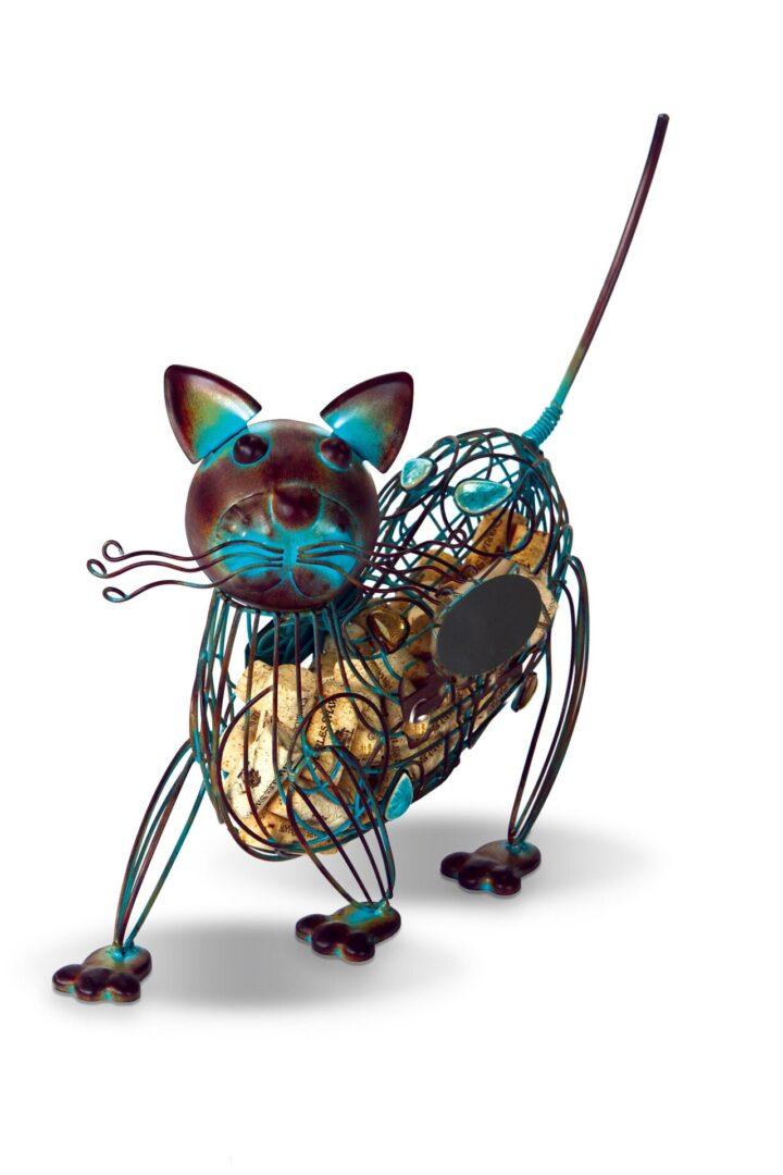 Cork Caddy Cat