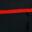 Avanti Cooler Tote - Black/Red(snip)