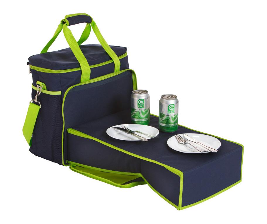 Merritt Cooler Bag - Navy