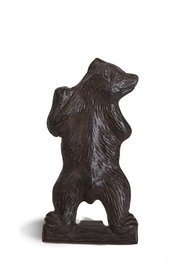 Bear Bottle Opener - Brown