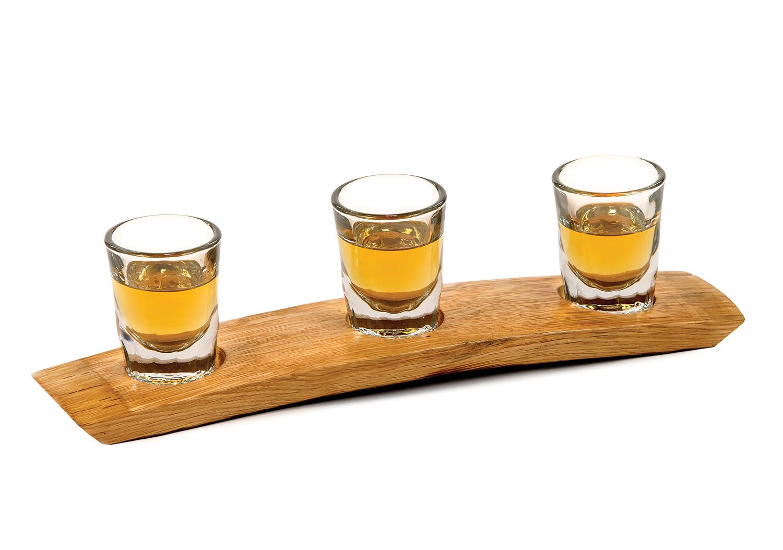 USA Whiskey/Scotch Flight - Oak